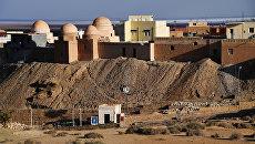 Оазис Нефта в Тунисе. Архивное фото