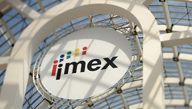Экспозиция Russia open to the world открылась на IMEX-2018 во Франкфурте