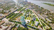 Астрахань. Архивное фото