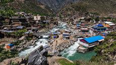 Район в Хайбер-Пахтунхва, Пакистан. Архивное фото