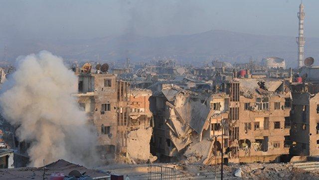 Больше 66 тыс. граждан сирийской Восточной Гуты вернулись всвои дома