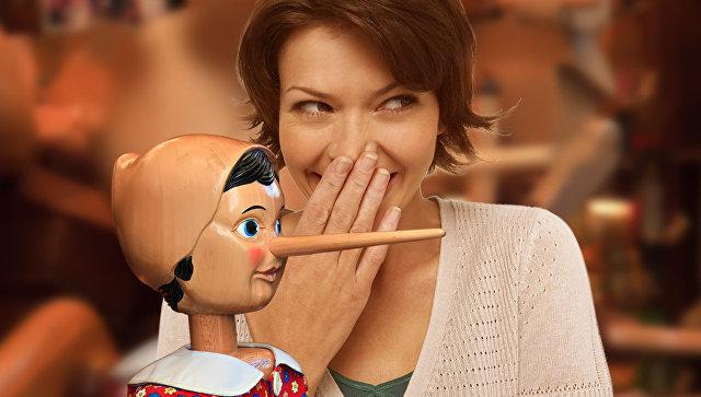 Когда человек лжет, температура тела вокруг носа повышается. Ученые называют это «эффектом Пиноккио»