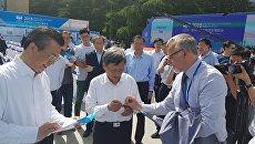 Образовательная ярмарка Альянса университетов Шелкового пути (UASR 2018 Educational Fair), организованная Сианьским транспортным университетом в городе Сиань Китайской Народной Республики