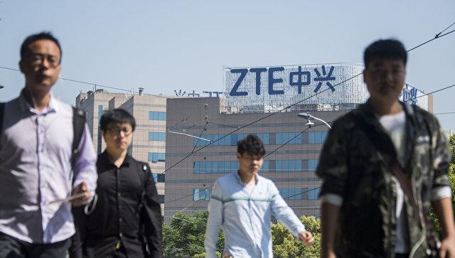 Министр торговли США проинформировал о заключении сделки скитайской ZTE