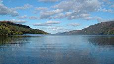 Озеро Лох-Несс. Архивное фото