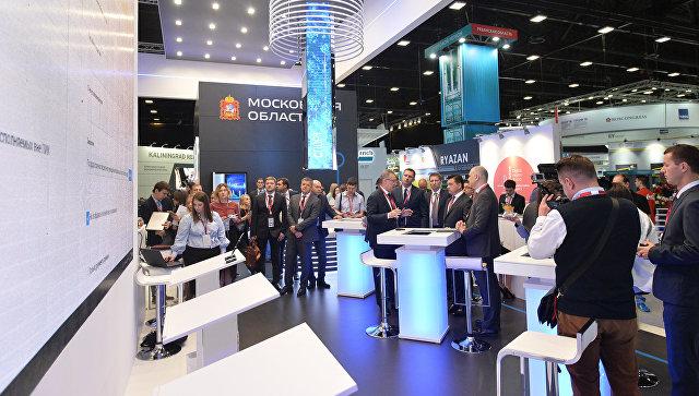Подмосковье представит на ПМЭФ лучшие практики в привлечении инвестиций