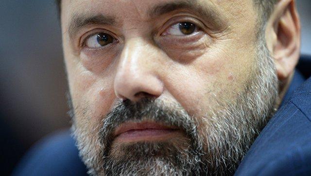 Президент ГК КОРТРОС Вениамин Голубицкий