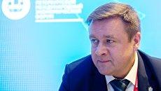 Губернатор Рязанской области Николай Любимов. Архивное фото