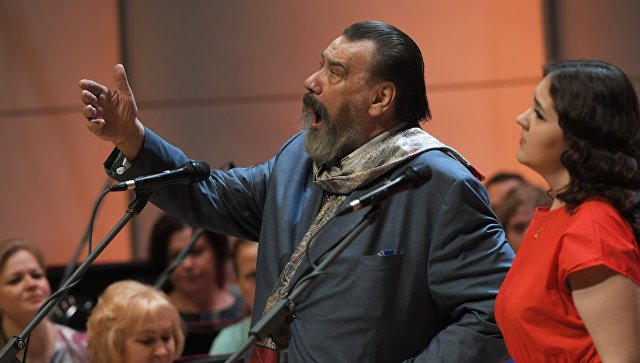 Большой театр чествует своего знаменитого баса Владимира Маторина