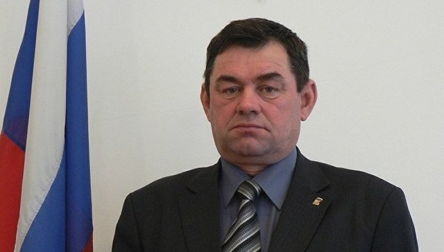 Глава поселка Зеледеево Красноярского края Владимир Ткачук. Архивное фото
