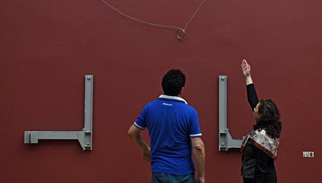 У Третьяковки есть реставрационный отдел для поврежденной картины Репина