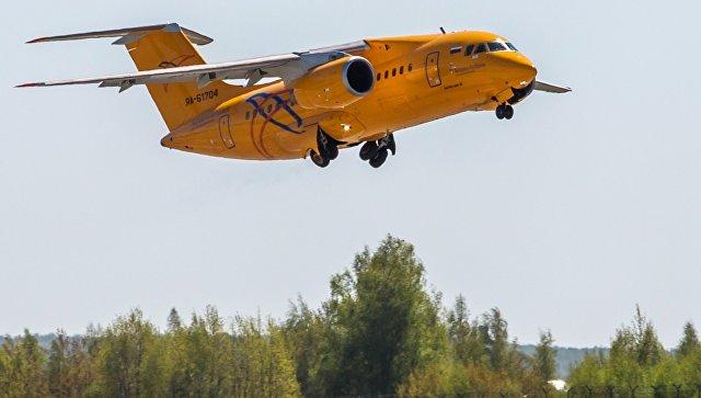 Самолет Саратовских авиалиний. Архивное фото