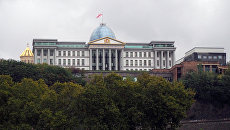 Президентский дворец в Тбилиси. Архивное фото