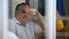 Директор украинского предприятия по производству оружия Борис Герман, обвиняемый в организации покушения на журналиста Аркадия Бабченко в Киеве. Архивное фото