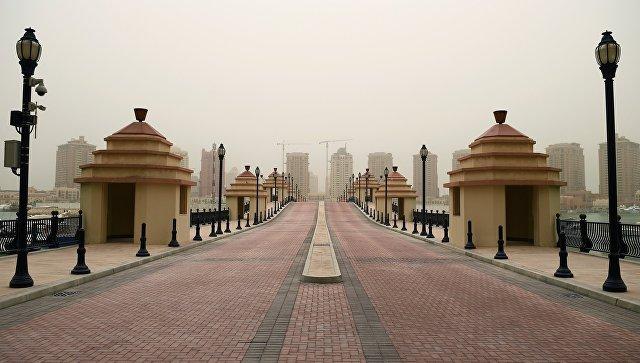 Жемчужина Катара в Дохе. Архивное фото