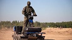 Технику Швабе задействовали в военно-тактической игре
