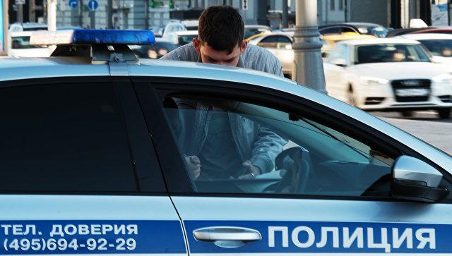В Москве мужчина застрелил соседа на лестничной клетке