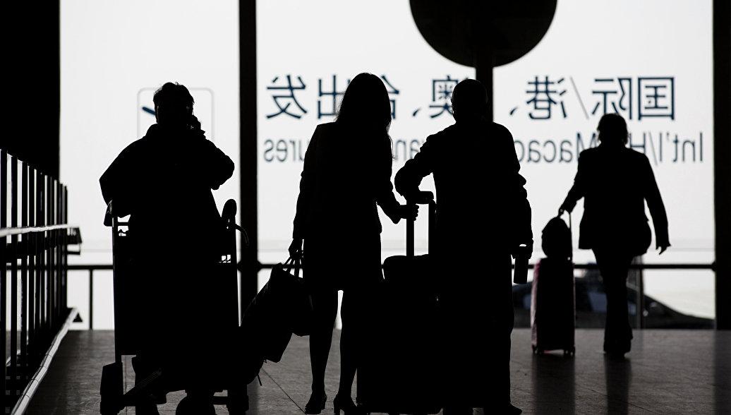 В Китае опубликовали первый черный список пассажиров