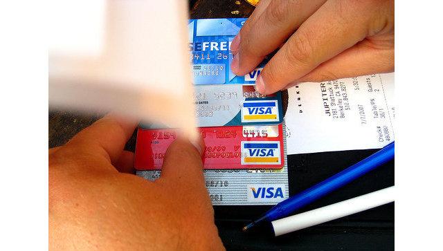 Visa сказала о проблемах собслуживанием вевропейских странах