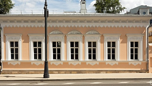 Главный дом городской усадьбы Новикова – Давыдова на Большой Ордынке