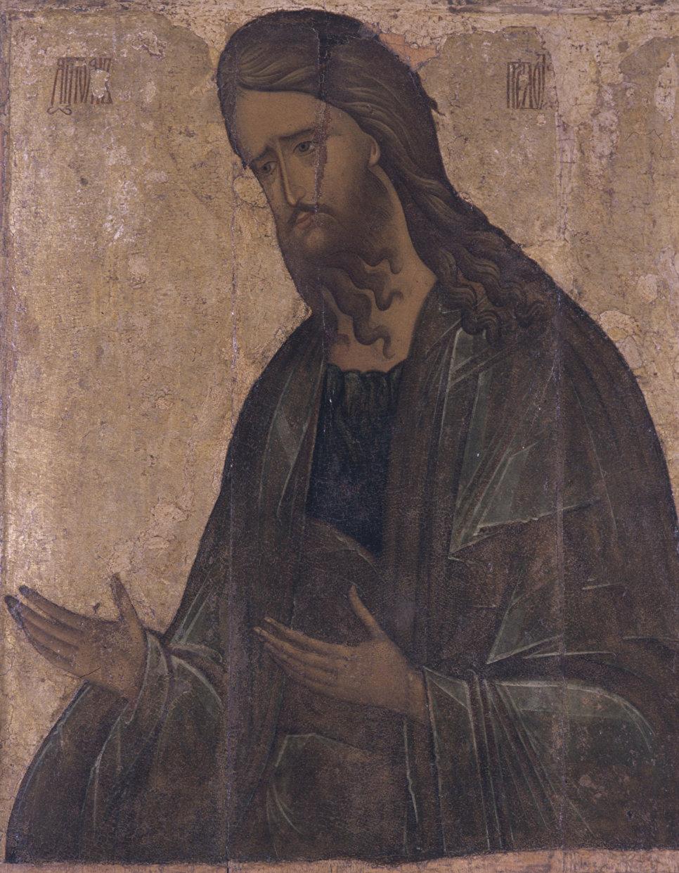 """""""Подлинны только три"""": христиане спорят из-за головы Иоанна Крестителя"""
