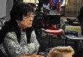 Съемки фильма Киры Муратовой «Кинопробы. Однокурсники»