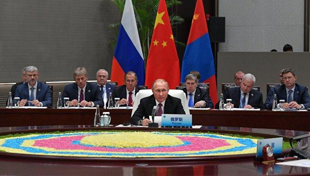 Лидеры ШОС призвали сделать управление интернетом международным