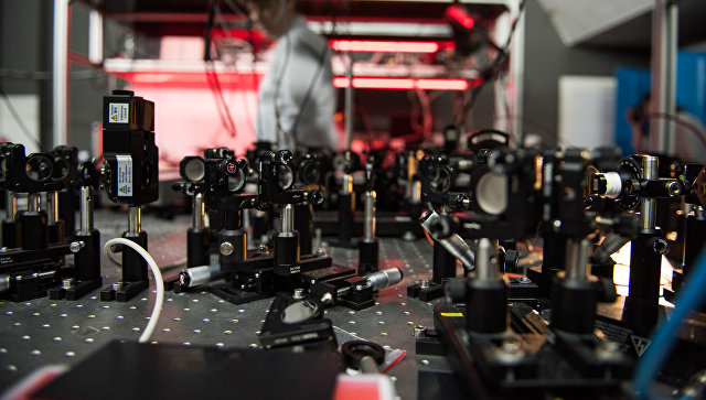 Лаборатория нанооптики и метаматериалов физического факультета МГУ