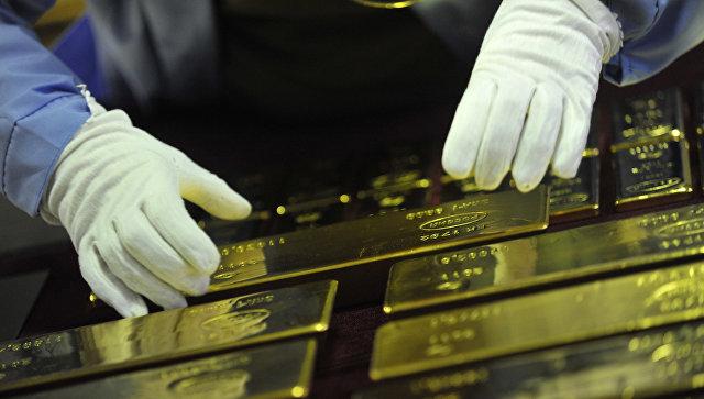 Банк России увеличил закупки золота до максимума с начала года