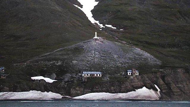 Эскимосский поселок Наукан. Архивное фото