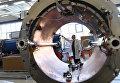 Криостат сверхпроводящего магнита типа Нуклотрон