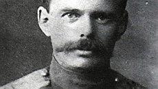 Есаул Р. Ф. Унгерн-Штернберг. 1916-1917 гг
