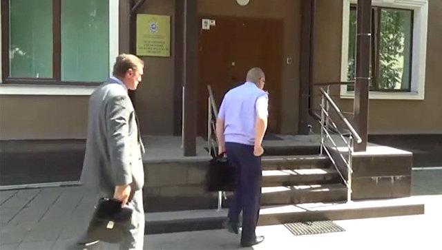 Задержание главы новгородского Роспотребнадзора Анатолия Росоловского