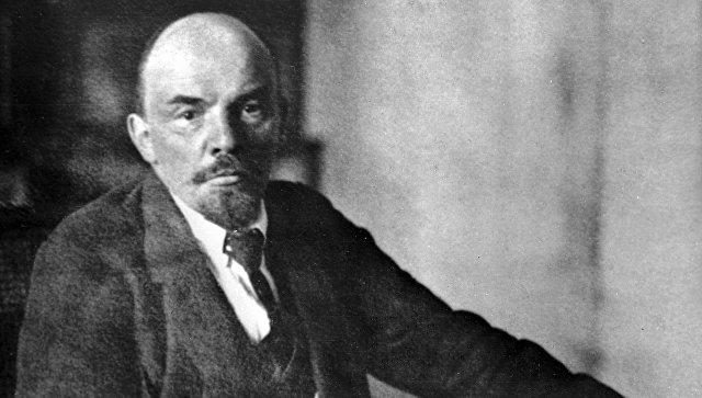 Владимир Ильич Ленин. Архивное фото
