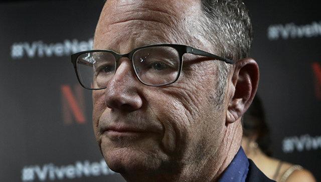 Исполнительный директор по коммуникациям американской кинокомпании Netflix Джонатан Фридланд. Архивное фото
