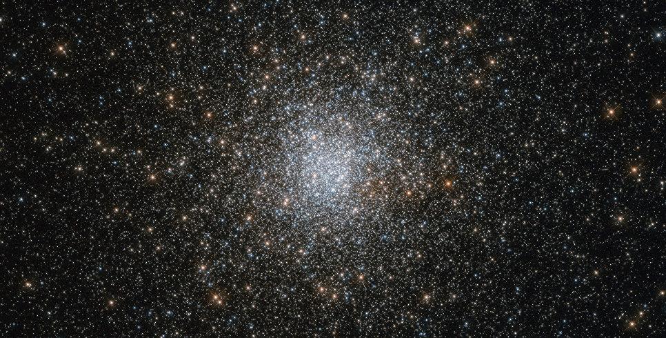 Шаровое скопление NGC 6139 в Млечном Пути