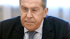 Сергей Лавров. Архивное фото