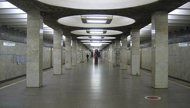 Станция Орехово Московского метрополитена. Архивное фото