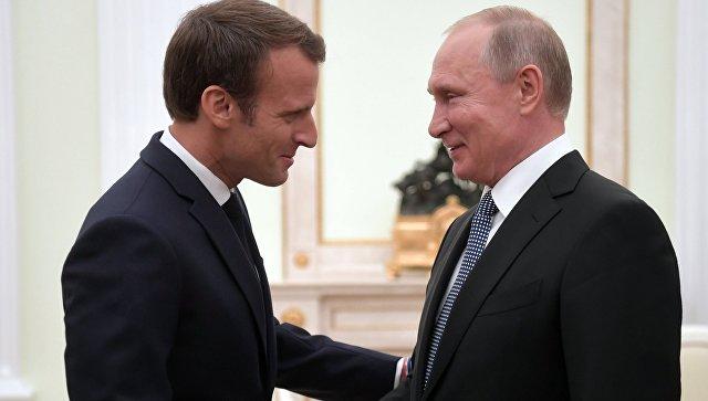 Россия и Франция создадут рабочую группу по кибербезопасности