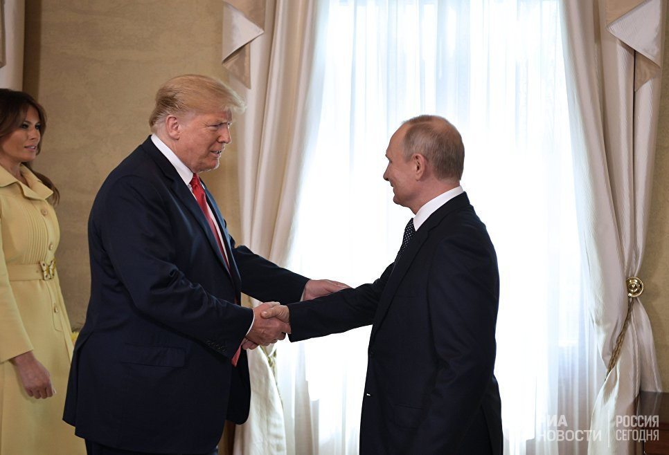 Встреча Путина и Трампа ослабит доллар, считают аналитики