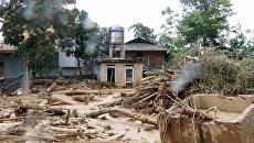 Наводнение во Вьетнаме. Архивное фото