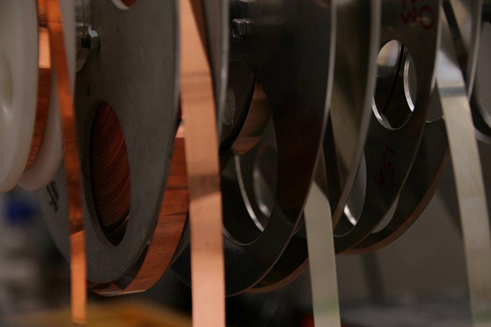 Сверхпроводящие ВТСП-ленты второго поколения