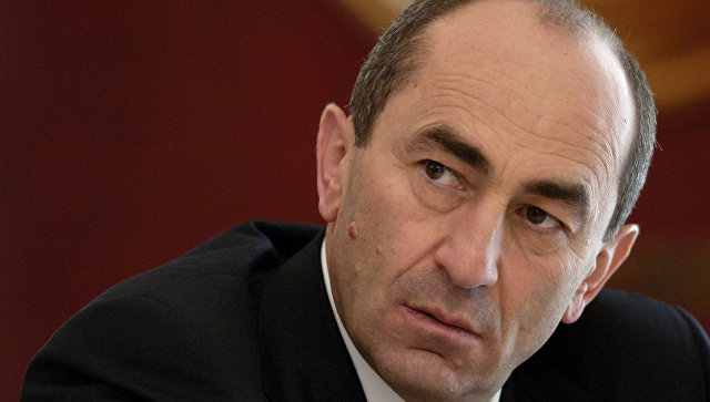 Роберт Кочарян сообщил о намерении создать партию
