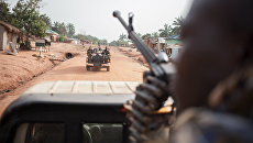 Военные в Центральноафриканской республике. Архивное фото