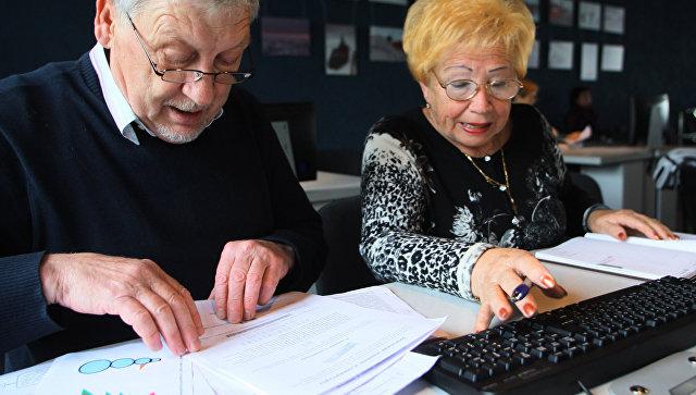Курсы компьютерной грамотности для пенсионеров в Калининграде