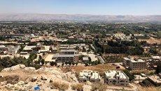 Долина Бекаа в Ливане. Архивное фото