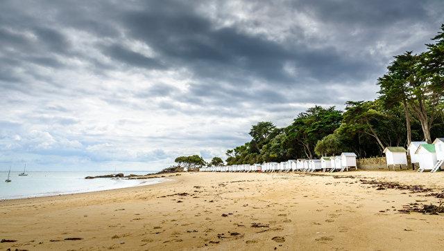 Остров Нуармутье во Франции