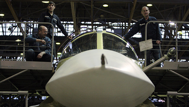 Разработка истребителя-перехватчика ПАК ДП перешла на стадию ОКР