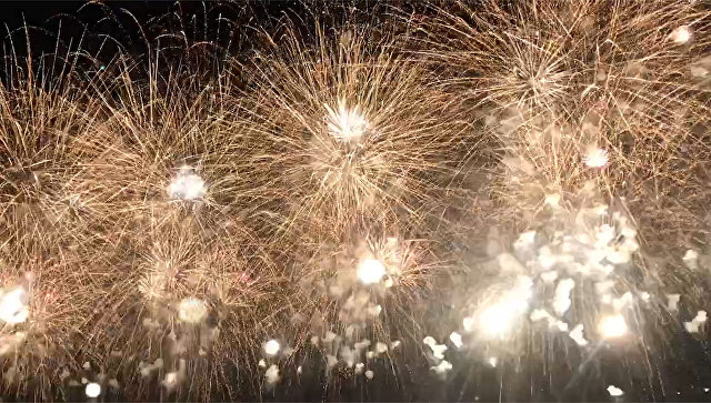 Добро, волшебство и волонтерство на фестивале фейерверков Ростех