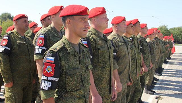 Военные полицейские вернулись в Чечню из Сирии после успешного выполнения спецзадач. 20 августа 2018